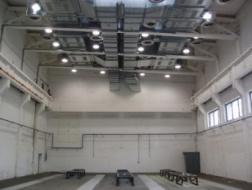 Modernizace lakovny ZVVZ a.s. na hale 11