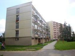 Milevsko: Rekonstrukce balkonů panelových domů č.p. 859 – 862