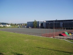 Milevsko: Modernizace fotbalového hřiště s umělou trávou