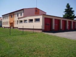 Milevsko: Zateplení požární stanice