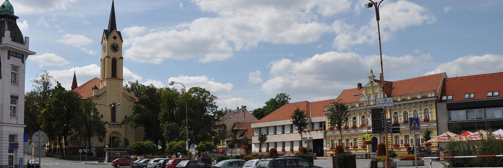 kostel Sv. Bartoloměje Milevsko