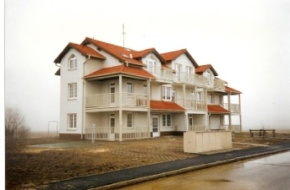 Kovářov: Novostavba bytového domu