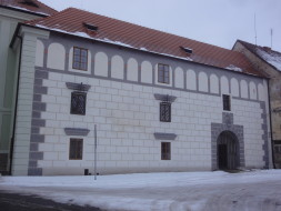 Milevsko: Rekonstrukce domu č.p. 558