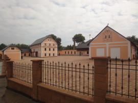 Rekonstruce mlýna Božetice
